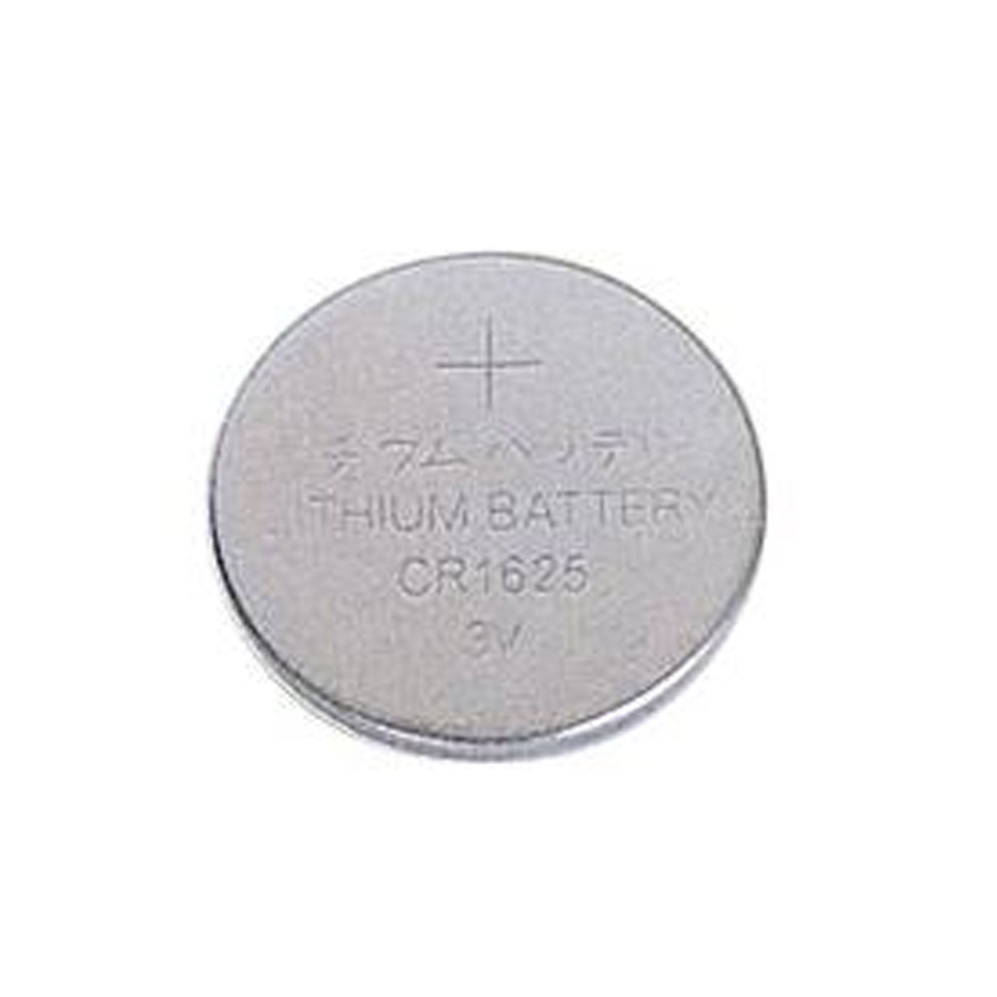100-Pack CR1625 3 Volt Lithium Coin Cell Batteries - image 1 of 1