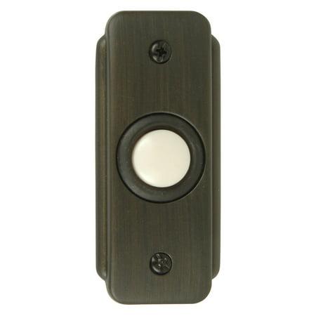 - Craftmade Recessed Lighted Mission Doorbell