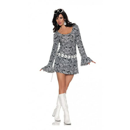 60 70 80 Costumes (Fab 60's 70's Dress Adult)