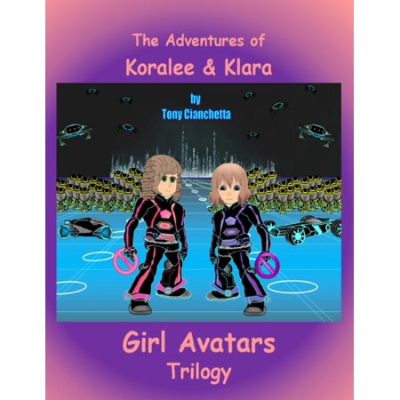 Girl Avatars Trilogy - eBook (Girl From Avatar)