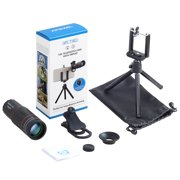 Telefon Camera Lens Universal 18X Zoom Telescope Mobile Phone Lens for iPhone Samsung with Tripod