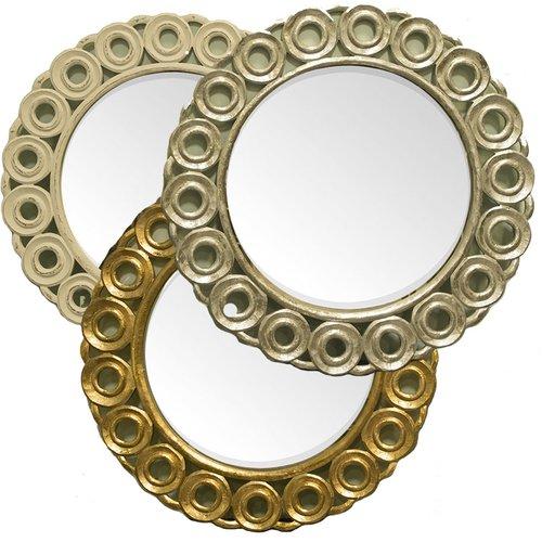 Ophelia & Co. Vesperina Accent Mirror (Set of 3)