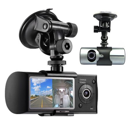 Car Dash Cam Dvr Video Recorder  Eeekit 2 7 Inch Tft Lcd Full Hd Front   Rear Dual Camera Vehicle Car Dash Cam Recorder G Sensor Night Vision