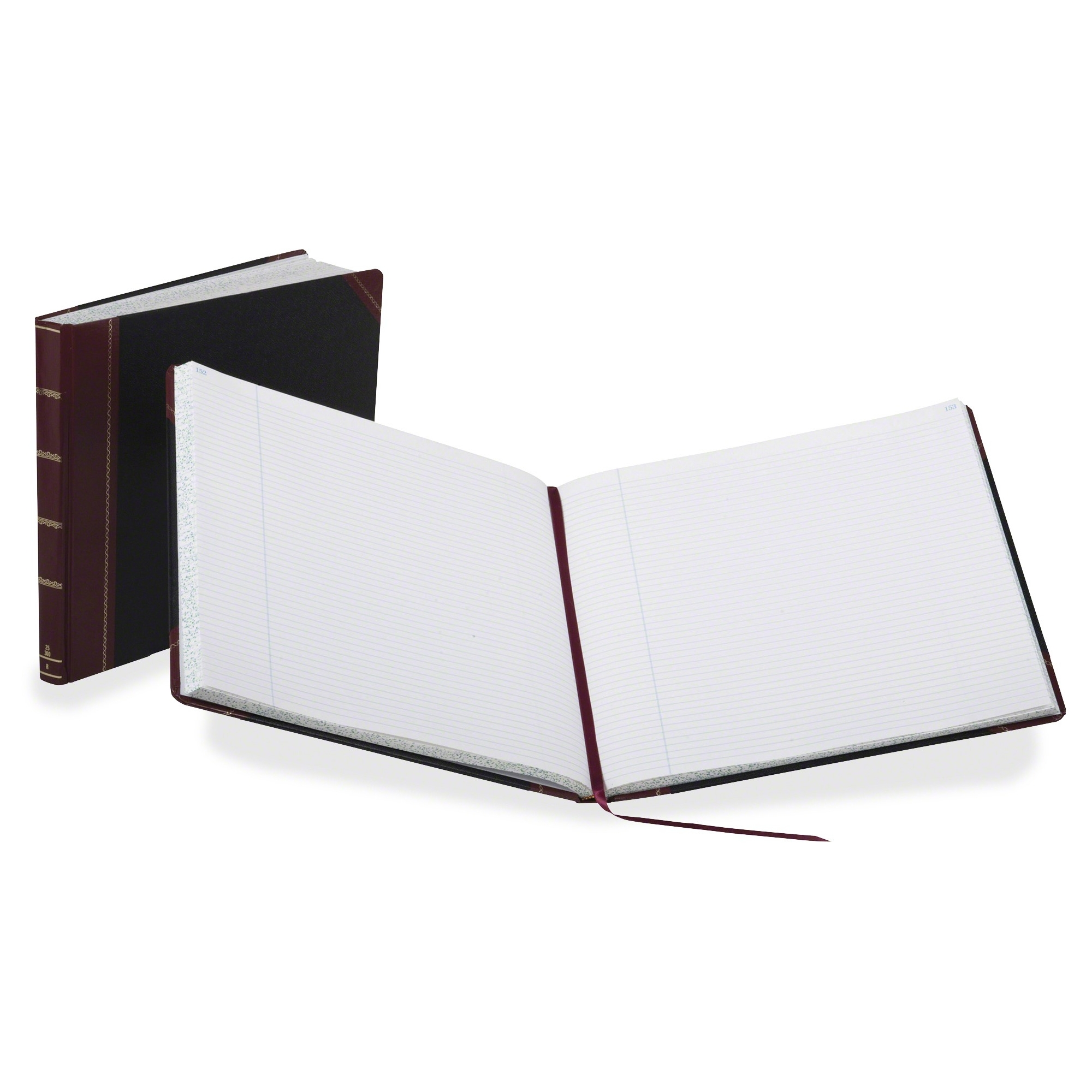 """Esselte ESS25300R Bound Columnar Book, Record Ruled, 300 Pages, 12-7/8"""""""" X 15-1/8"""""""""""