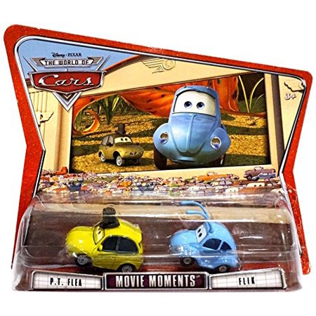Mattel Cars Movie Moments Flik & P.T. Flea - image 1 de 1