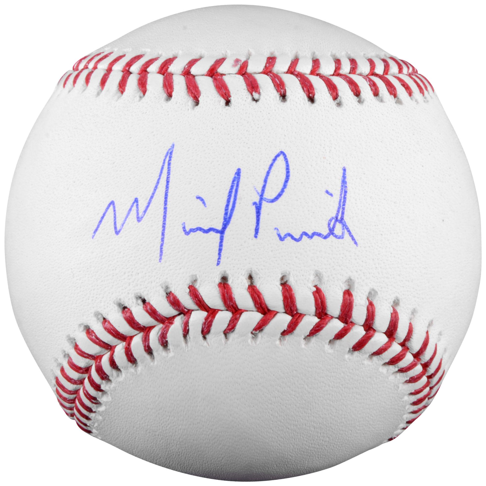 Michael Pineda Minnesota Twins Fanatics Authentic Autographed Baseball - No Size