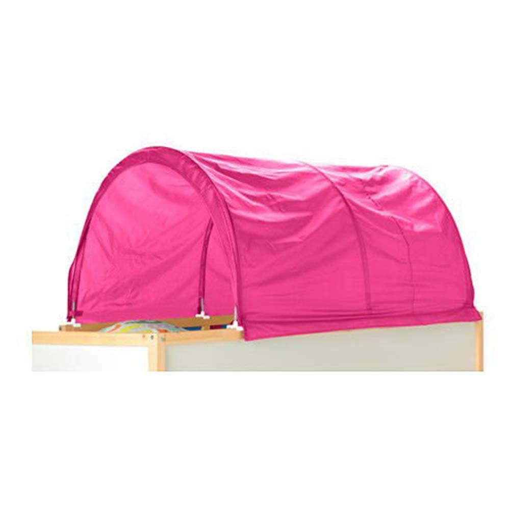 Ikea Kura Bed Tent Pink Walmart Com