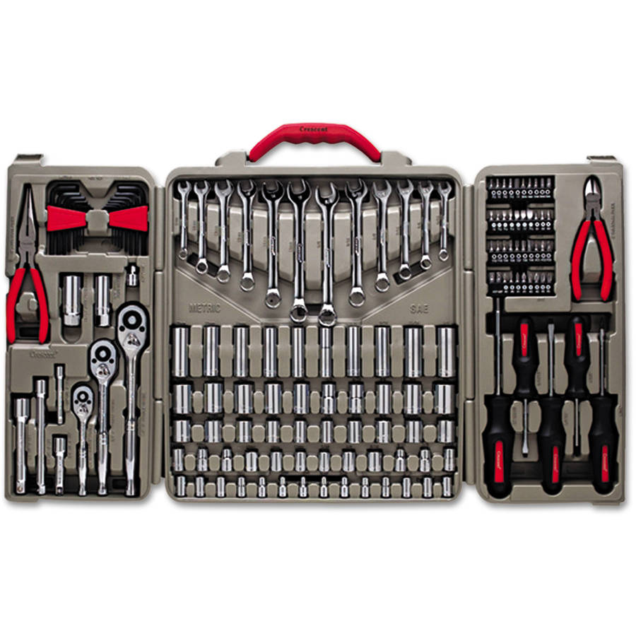 Crescent 148-Piece Professional Tool Set