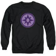 Green Lantern Sapphire Symbol Mens Crewneck Sweatshirt