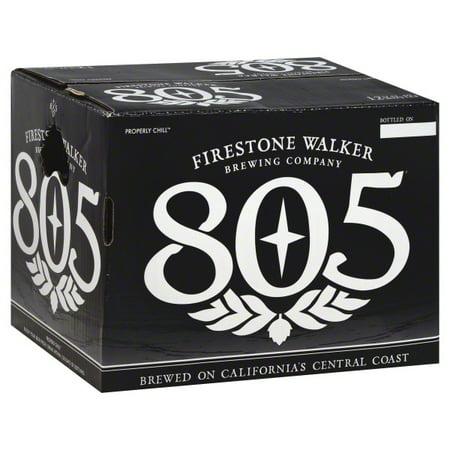 Firestone 805 Blond Ale, 12 pack, 12 fl oz