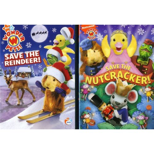 Wonder Pets: Save The Reindeer / Save The Nutcracker (Full Frame)