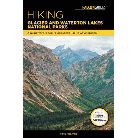 Hiking Glacier and Waterton Lakes National Parks - eBook - Lakes Regional Park Halloween