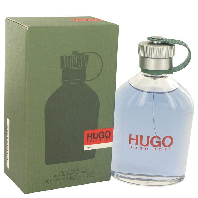 Hugo Boss Eau De Toilette Spray 6.7 oz-200 ml-Men