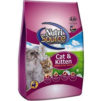 Nutrisource Cat Food Cat And Kitten