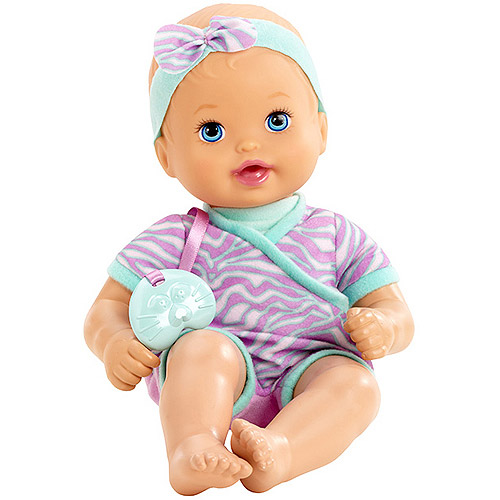Little Mommy Baby So New Razzle Dazzle Doll