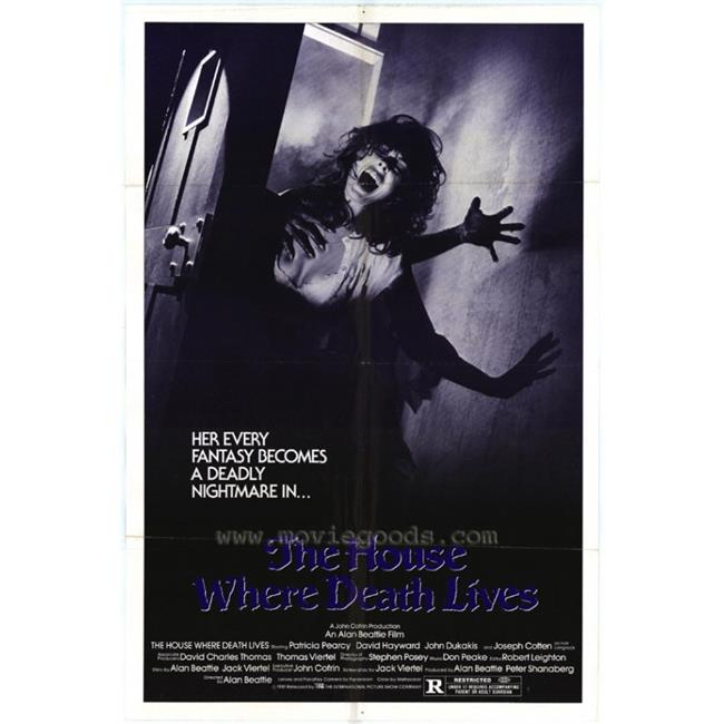 Posterazzi MOVEH7643 House Where Death Lives Movie Poster - 27 x 40 in. - image 1 of 1