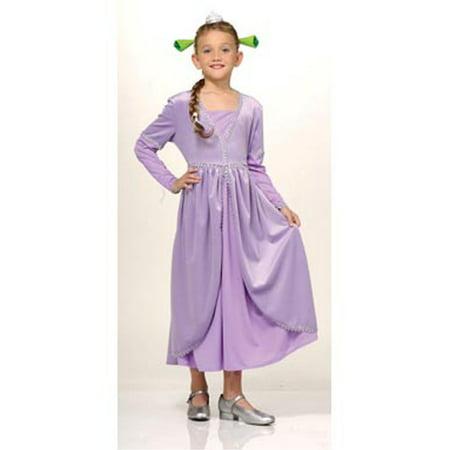 Child Princess Fiona Costume Rubies 18895 - Princess Fiona Costume Kids