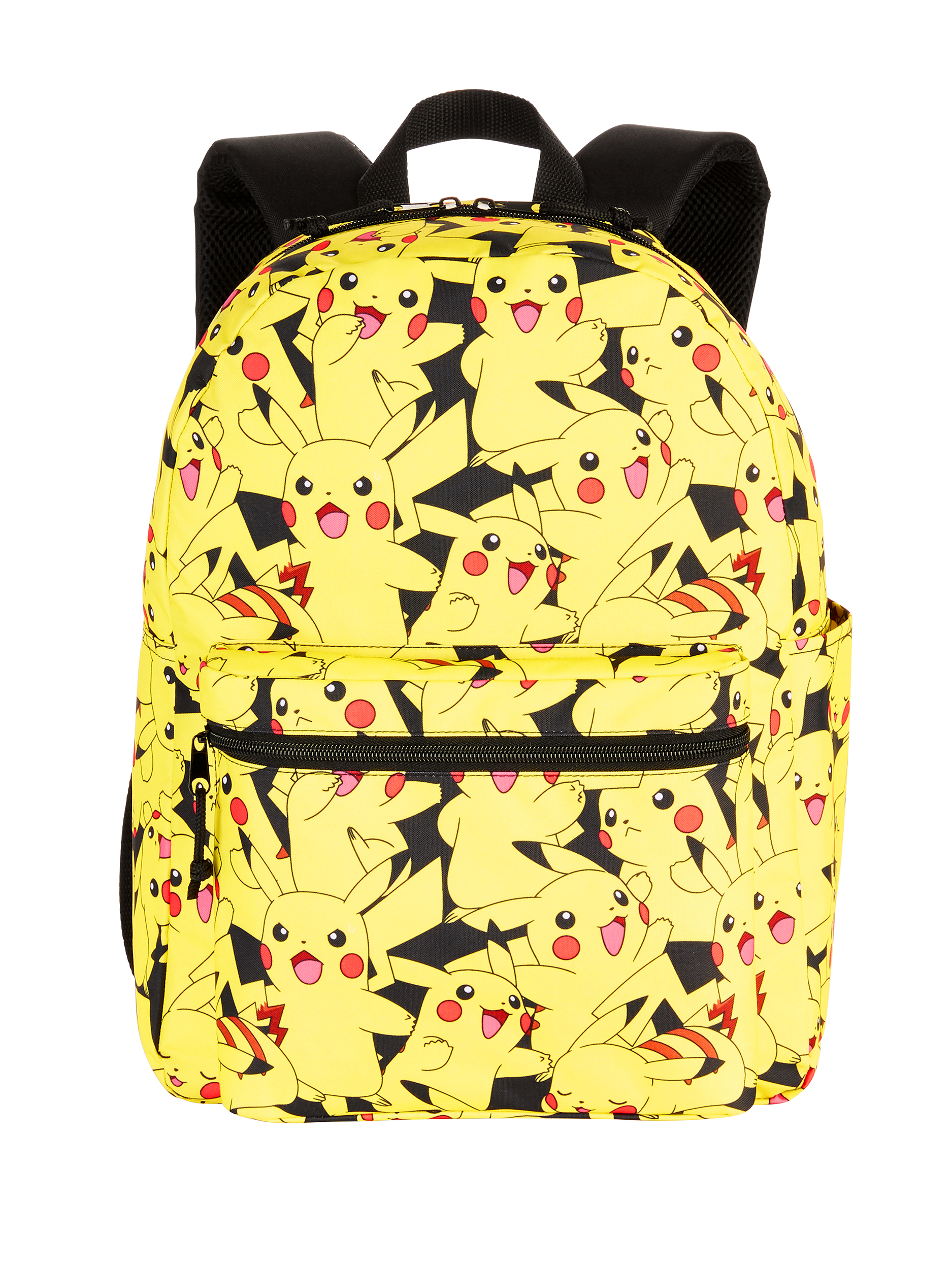 "Pokemon Backpack 16/"" Large School Backpack Book Bag"