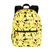 "Pokemon Pikachu 16"" Backpack"
