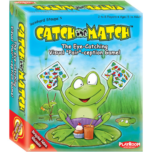 Playroom Entertainment Catch the Match Game