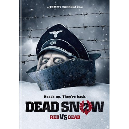 Dead Snow 2: Red vs. Dead (DVD)](Day Of The Dead Vs Halloween)