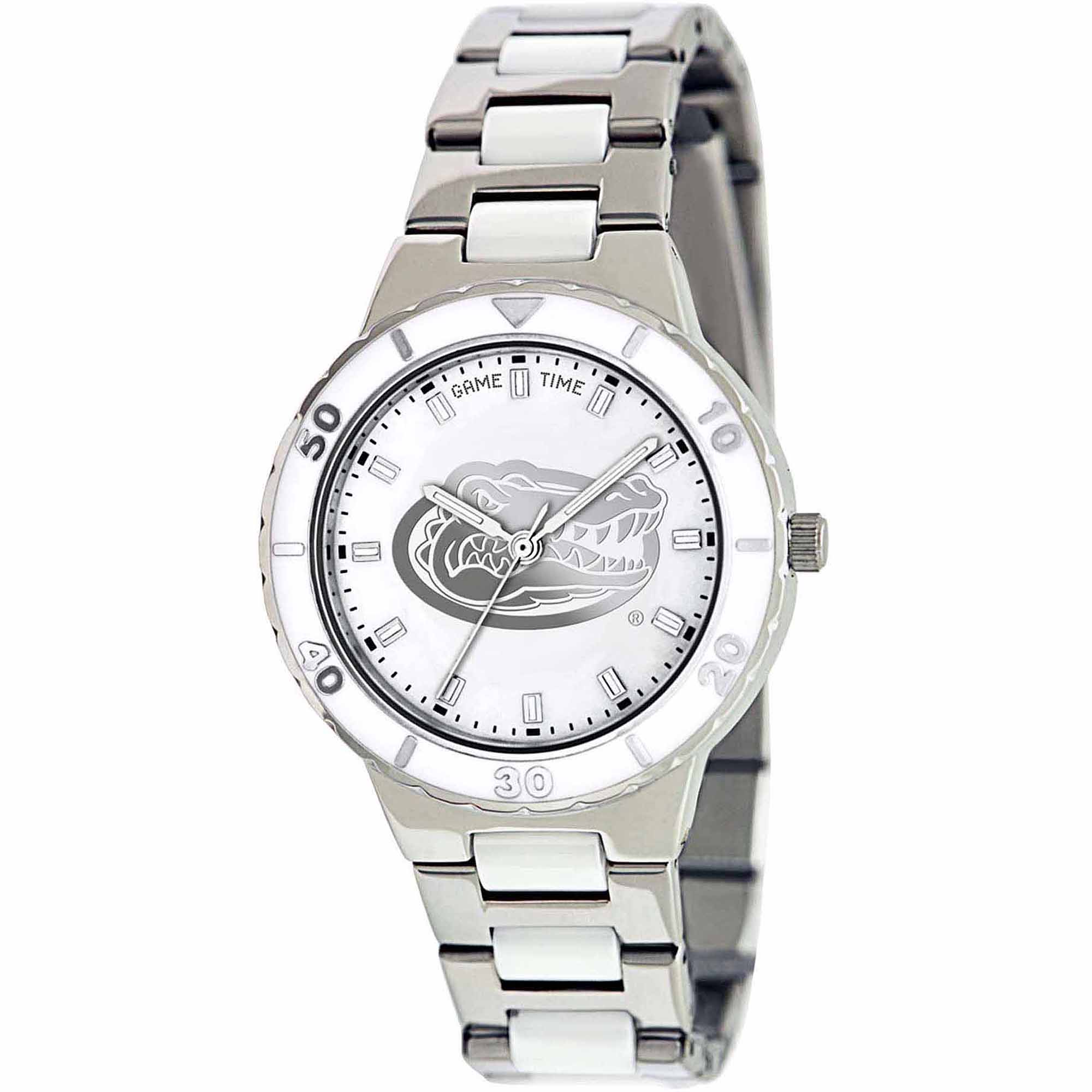 Game Time NCAA Women's University of Florida Gators Pearl Series Watch