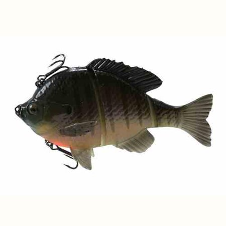Savage Gear 3D Blue Gill 5' 2oz Slow Sink Dark Gill (Gilles Gear)