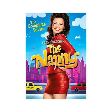 The Nanny: The Complete Series (DVD)