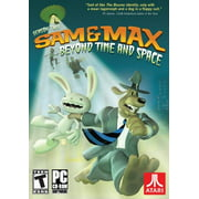 Sam & Max 2: Beyond Time and Space (PC)