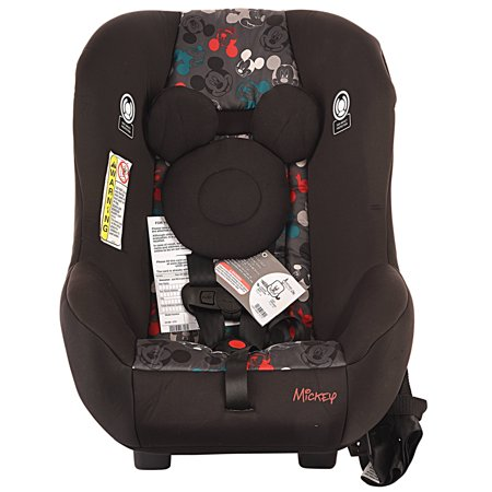 Disney Baby Scenera Next Luxe Convertible Car Seat Mickey Mouse