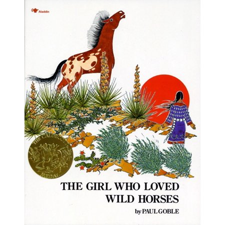 The Girl Who Loved Wild Horses - Horse Gifts For Girls