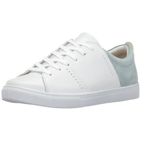 Skechers Street Women's Moda-Clean Street Fashion Sneaker, 2 Color (The Best Way To Clean White Shoes)