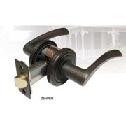 Double Hill USA Zepher Single Dummy Right Hand Door Lever