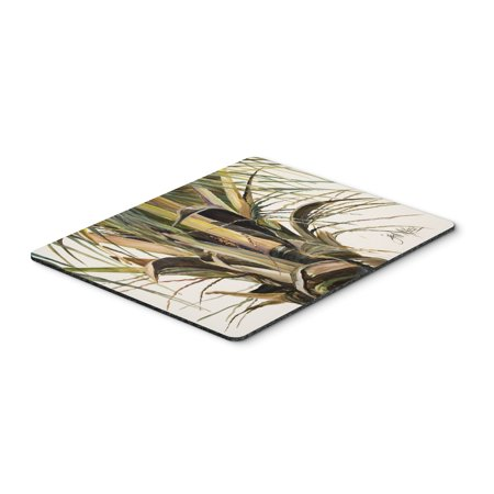 Top Coconut Tree Mouse Pad, Hot Pad or Trivet JMK1131MP