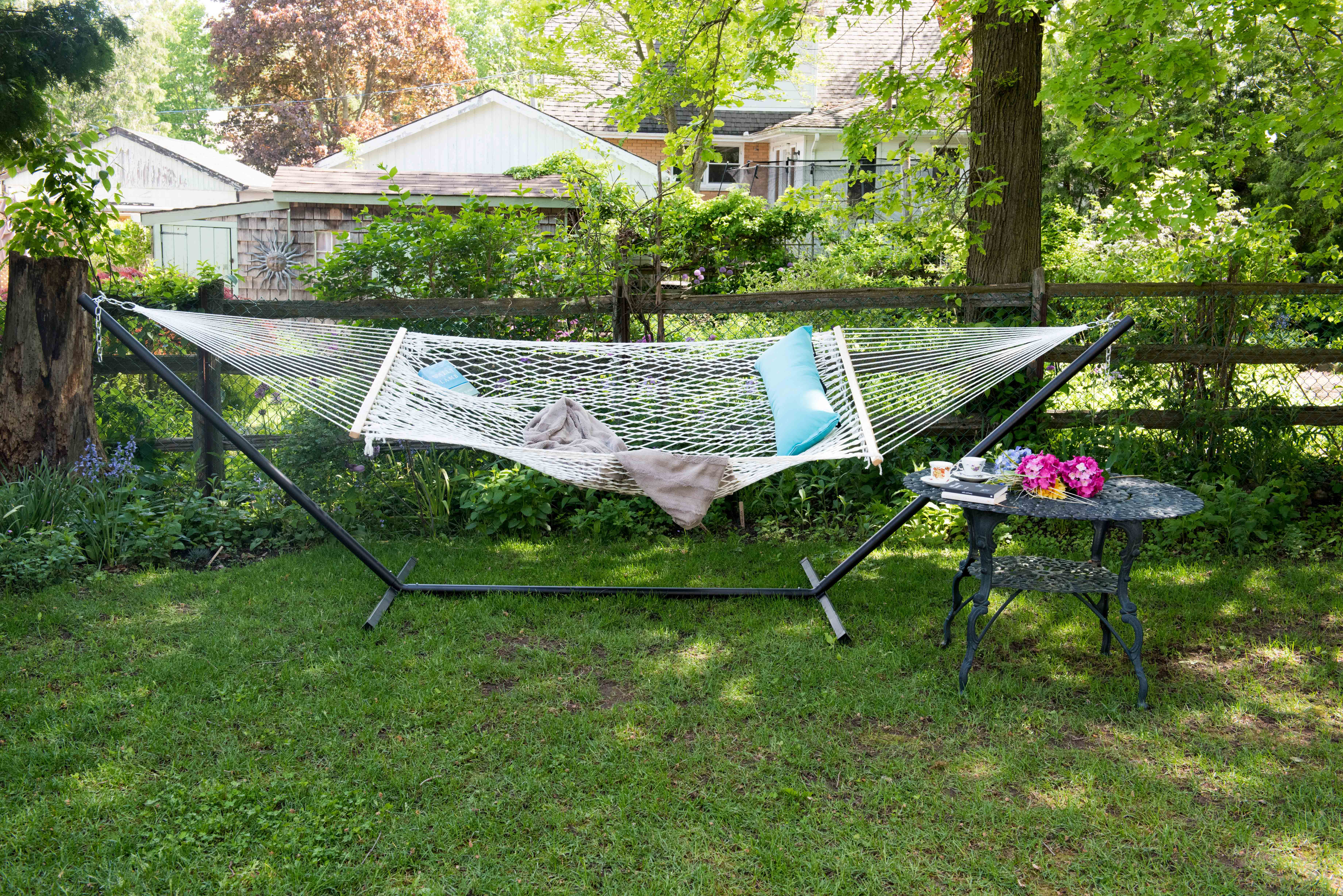 Cotton Rope Hammock, Double (Natural) by Overstock