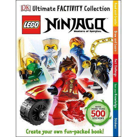 Ultimate Factivity Collection: LEGO® NINJAGO : Create Your Own Fun-Packed