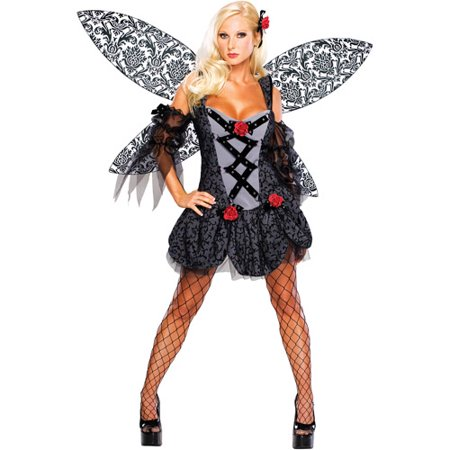 Spoiled Fairy Adult Halloween Costume, Size: Women's - One Size (Fairy Costume Women)