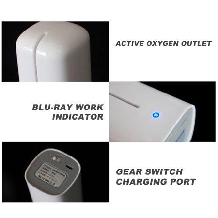 AIHOME Refrigerator Purifier Rechargeable Sterilization Deodorant Air Purifier - image 6 de 9