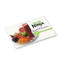 Ninja Nutri Ninja Guide to Nutritional Goodness Healthy 75+ Recipe Cookbook