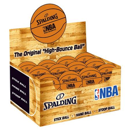 Spalding Sports Div Russell 51161 High-Bounce Ball, NBA -