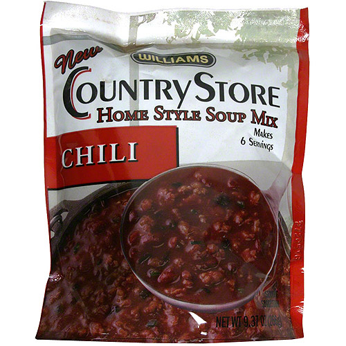 Williams Chili Soup Mix, 9.37 oz (Pack of 6)