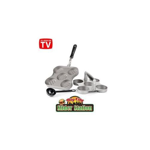 Sunrise Wholesale Merchandise PP2872 As Seen On Tv Big City Slider Station