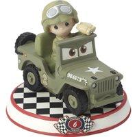 Precious Moments Disney Showcase Cars Sarge Resin Figurine #164436
