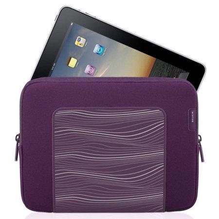 Belkin Grip Ergo de la manga para iPads Tablets - ciruela perfecto - F8N278tt091 + Belkin en Veo y Compro