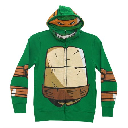 Tmnt Zip Up Hoodie On Sale