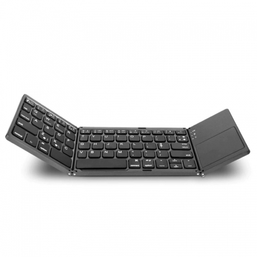 Compact Compatible with Motorola Moto G4 Play Wireless Keyboard Folding Rechargeable Portable for Moto G4 Play