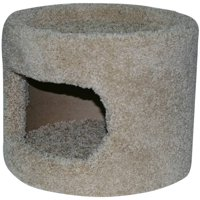 "Classy Kitty 1-Story Carpeted Condo, 13""L x 13""W x 10.5""H"