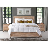 Camaflexi Baja Platform Bed, Multiple Finishes and Sizes