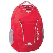 "Swiss Gear 15.6"" Laptop Backpack [Red]"