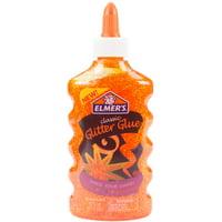 Elmer's Glitter Glue 6oz-Orange